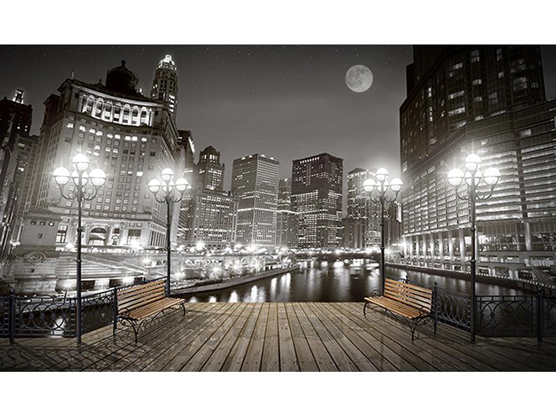 Ночная прогулка по городу 1466