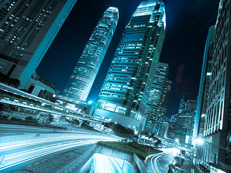 Ночной Гонконг 1462