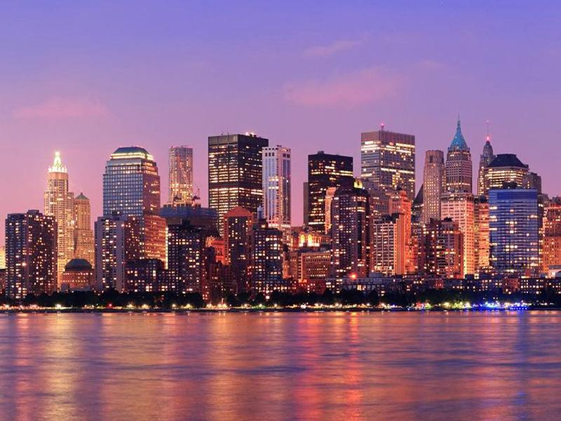 Нью Йорк 6446