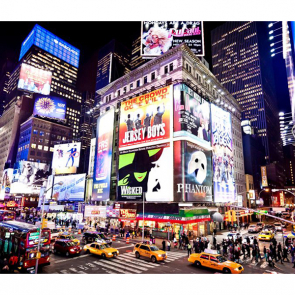 Нью Йорк 6453