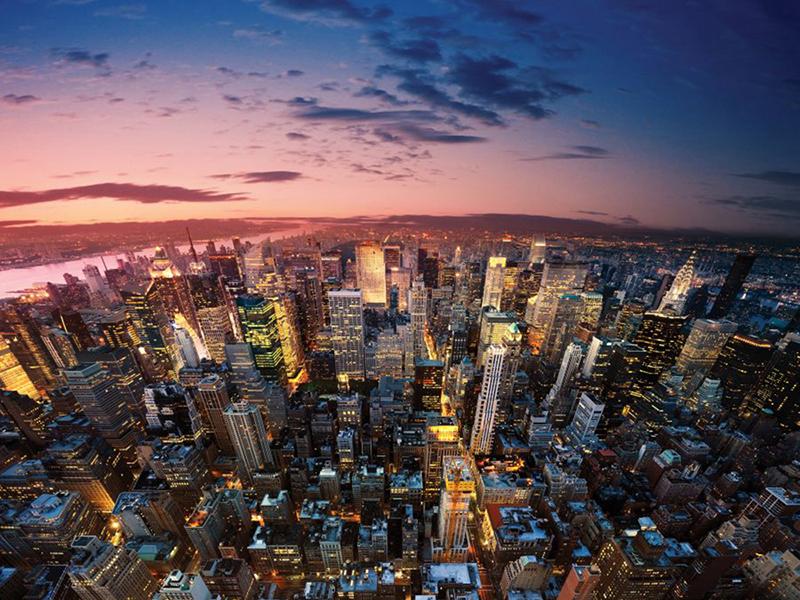 Нью Йорк 6505