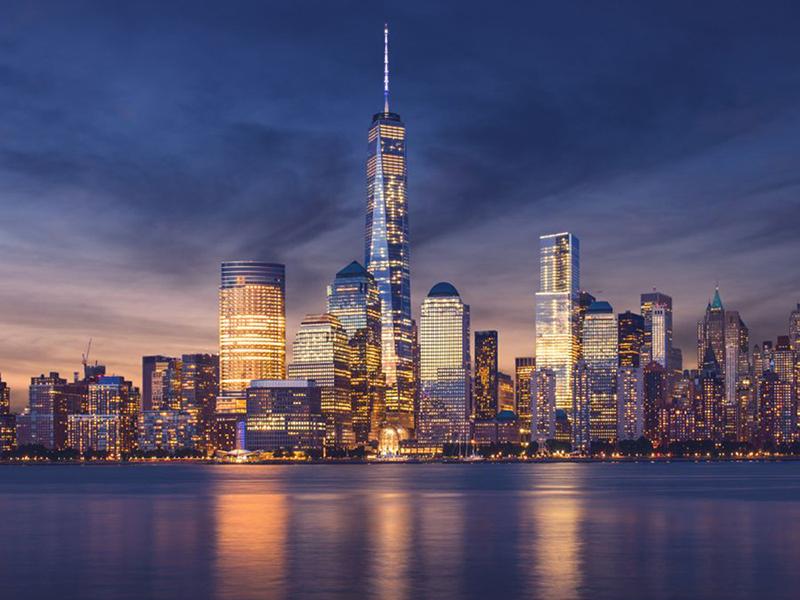 Нью Йорк 6519