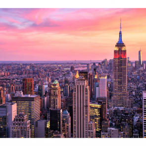 Нью Йорк 6524