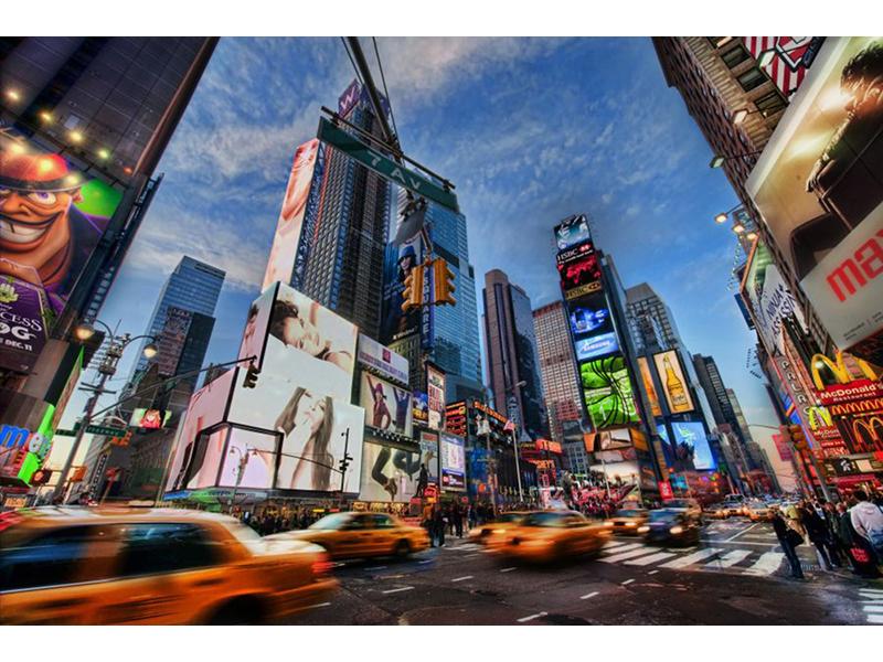 Нью Йорк 6539