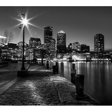 Огни Бостона