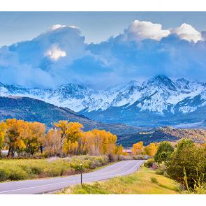 Осень в Колорадо
