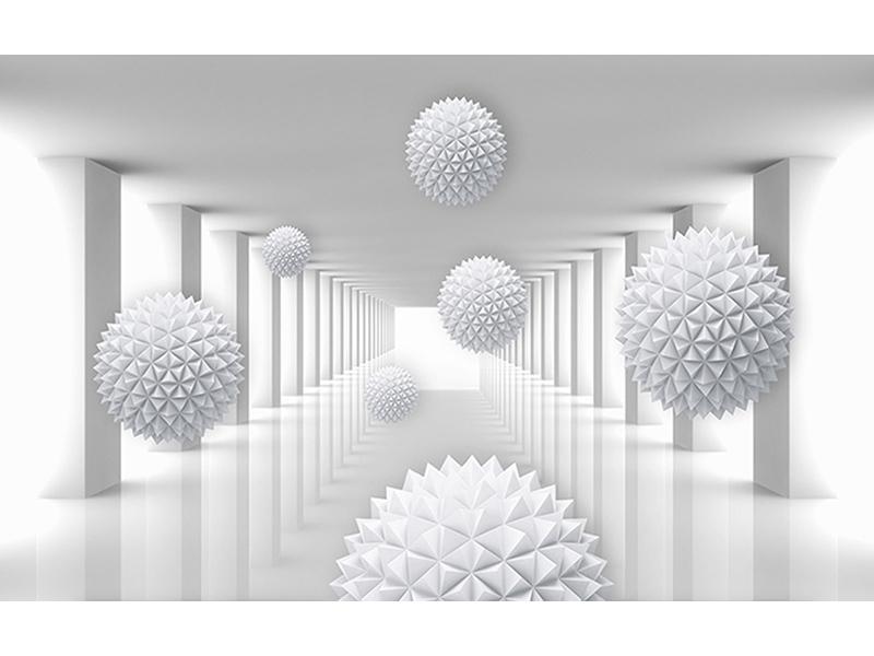 Острые шары в коридоре 1384
