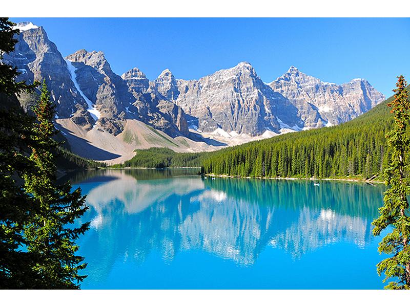 Озеро Морейн 1417