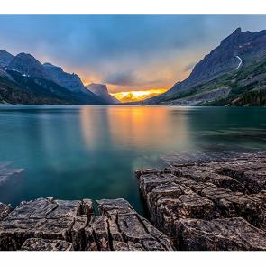 Озеро Святой Марии