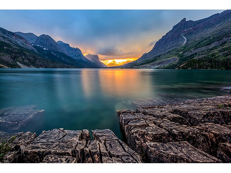 Озеро Святой Марии 1414