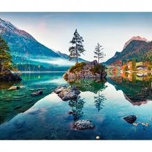 Озеро в Баварии