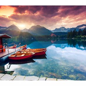 Озеро в Татрах