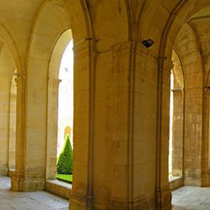 Панорама аббатства