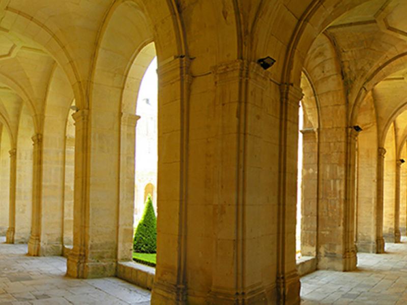 Панорама аббатства 7307