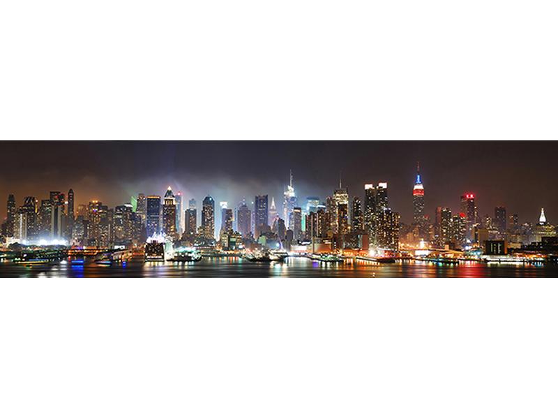 Панорама Манхэттена 1354