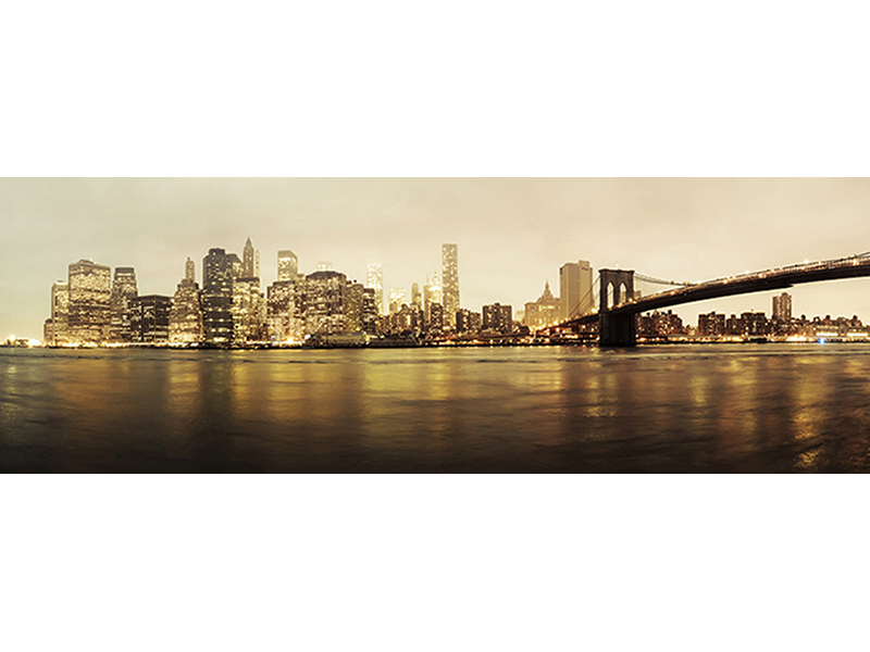 Панорама Нью-Йорка 2 1351