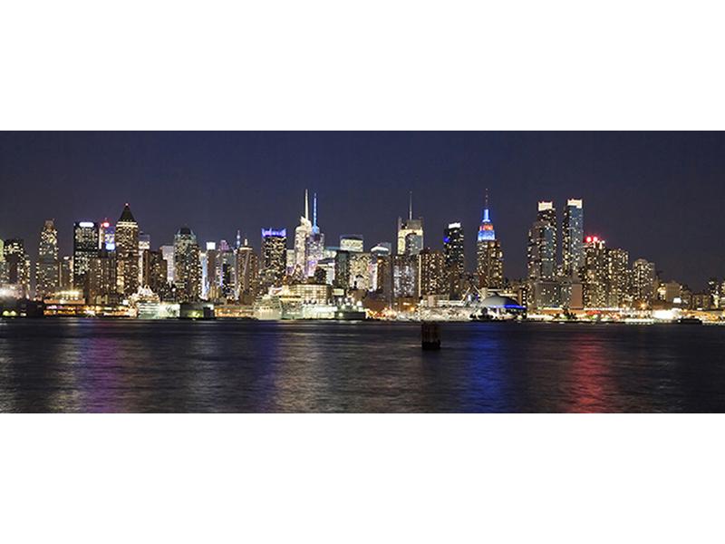 Панорама Нью-Йорка 1352
