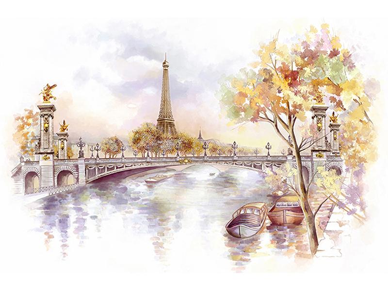 Париж живопись 1343