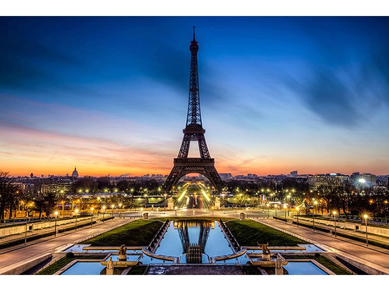Париж 1344
