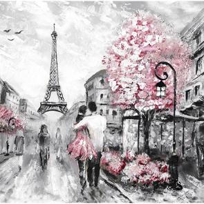 Париж акварелью 2