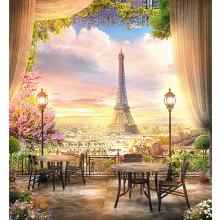 Ужин в Париже