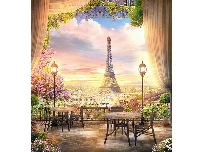 Ужин в Париже 1338