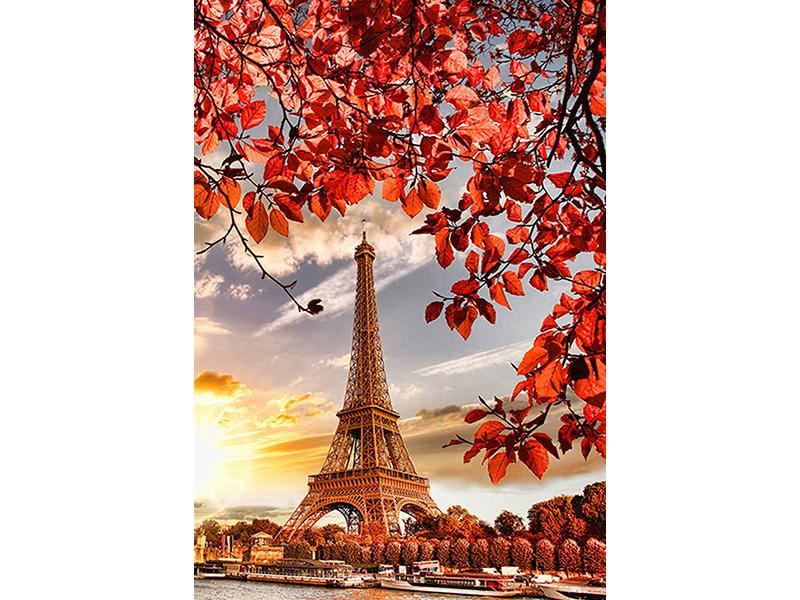 Париж осенью 1337