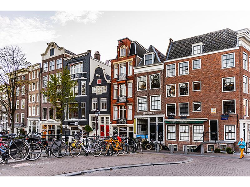 Парковка в Амстердаме 1325