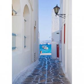 Переулок в греции