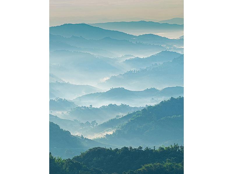 Пейзаж Тайланда 1309