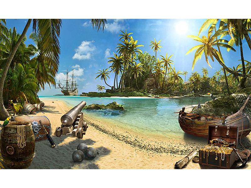 Пиратская бухта 2359
