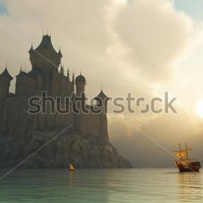 Пиратскиы корабл 00051