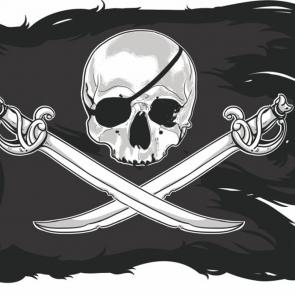 Пиратскиы корабл 10987