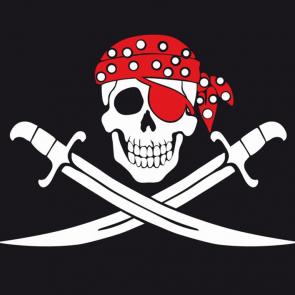 Пиратскиы корабл 10988