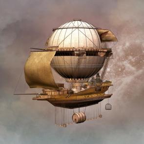 Пиратскиы корабл 14018