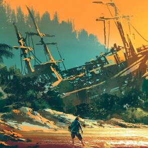 Пиратскиы корабл 14241