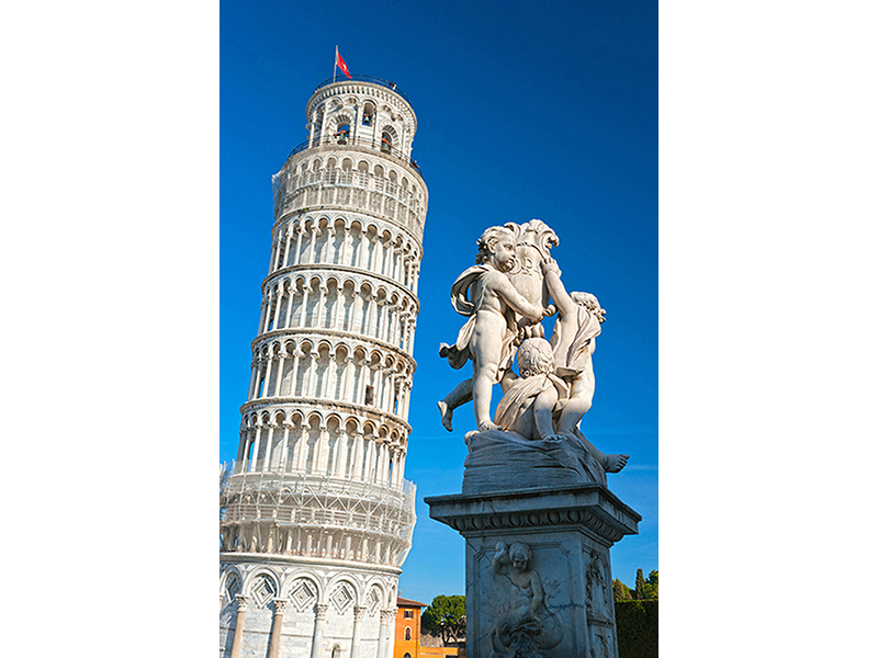 Пизанская башня 1306