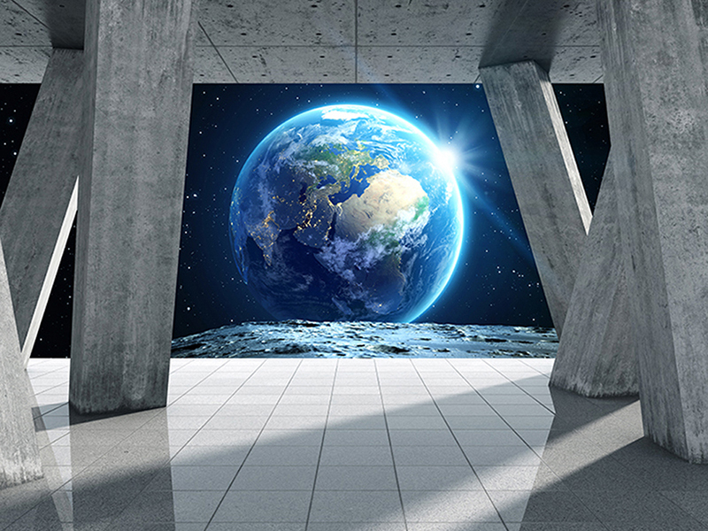 Планета Земля 3д 1304
