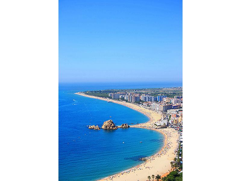 Пляж Коста-Брава 1297