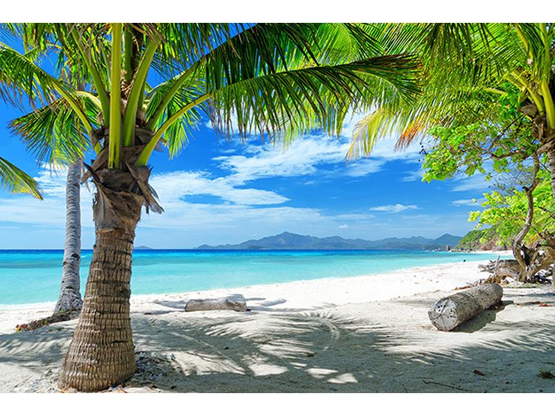 Пляж на Филиппинах 2544