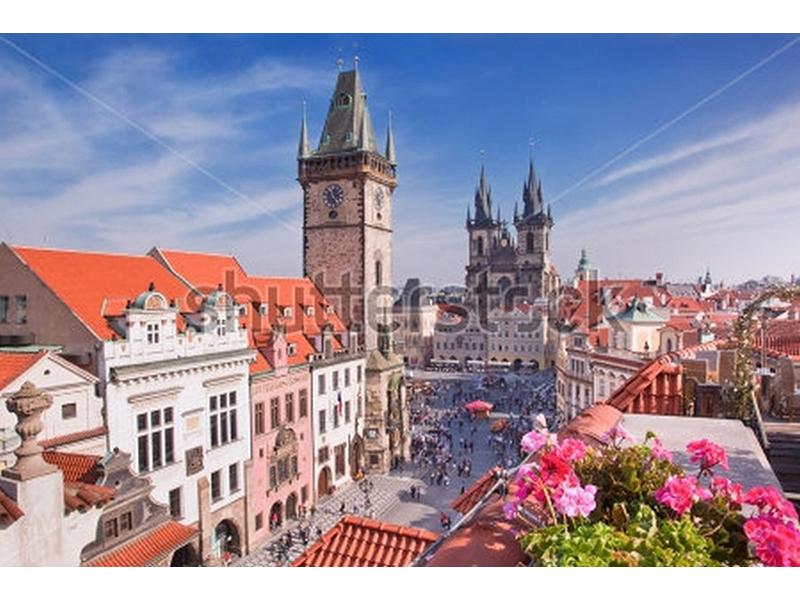Прага 6583