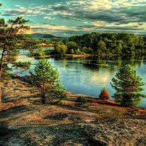 Природа река 11111