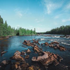 Природа река 11755