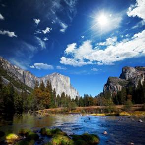 Природа река 12763