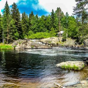 Природа река 15524