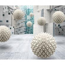 Острые шарики