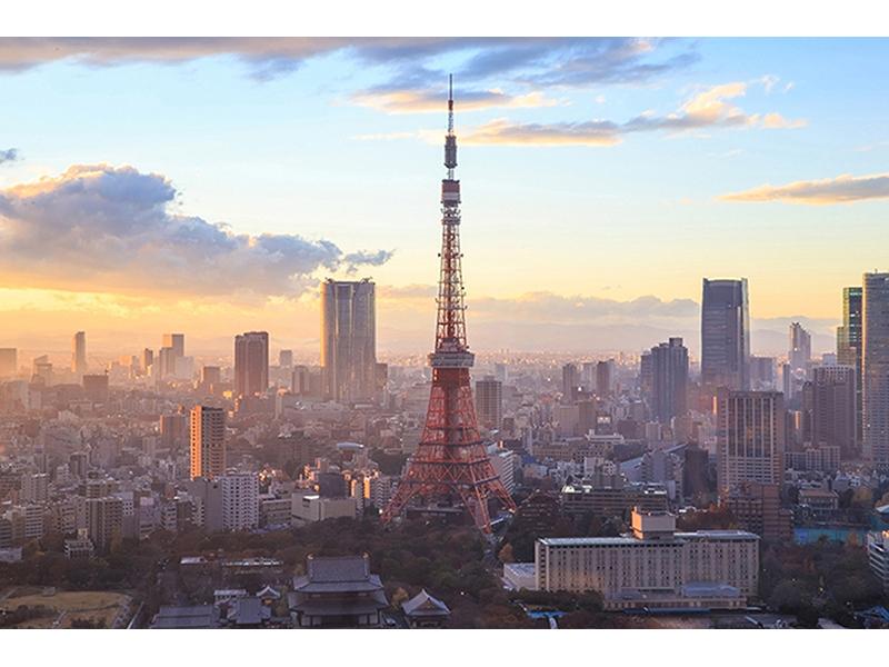 Рассвет в Токио 1256