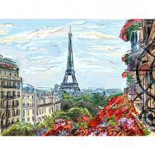 Рисованный Париж 2