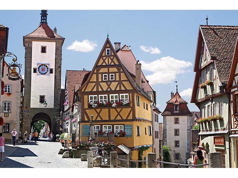 Ротенбург солнечный 1213