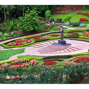Сад в Тайланде